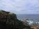 Blick auf die Klippen vom oestlichen Knysna Head