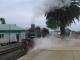 Die Dampfeisenbahn Outeniqua Choo-Tjoe von Knysna nach George