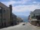 Eine Strasse in Mosselbay