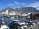 Das Victoria Pier Hafenbecken