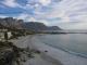Der Strand von Camps Bay