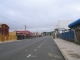 Eine Strasse in Keetmanshoop