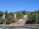 Eine Strassenecke in Klein Windhoek