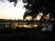 Sonnenaufgang ueber dem Okavango River