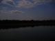 Der Okavanga River bei Nacht mit 15 Sekunden Belichtung