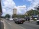 Die Cairo Road in Lusaka