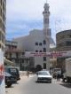 Eine Moschee im Stadtzentrum