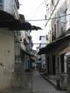 Eine Gasse in Stone Town auf Zanzibar