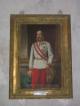 Kaiser Franz Joseph im Palace Museum auf Zanzibar