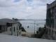 Blick vom China Plate Restaurant auf das Meer