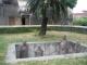 Das Sklaven Denkmal auf dem ehemaligen Sklavenmarkt