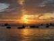 Mehr Sonnenuntergang auf Zanzibar