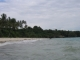 Der Strand an dem wir die Tour ausklingen liessen