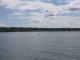Das Ufer des Lake Victoria nahe Ukerewe
