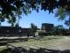 Der Innenhof des Fort Jesus in Mombasa