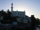 Die Moschee der indischen Moslems in Mombasa