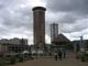 Der kenianische Regierungskomplex in Nairobi